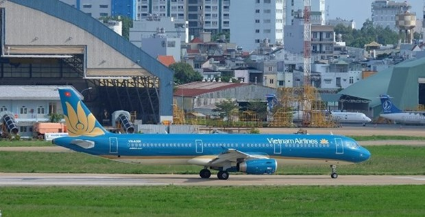 Vietnam Airlines to launch Nha Trang-Seoul air route hinh anh 1