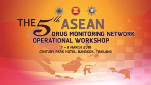 ASEAN+3 convenes narcotics workshop in Bangkok hinh anh 1