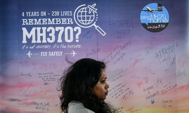 Malaysia affirms continued search for missing MH370 hinh anh 1