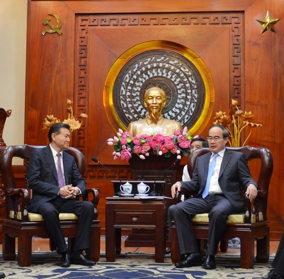 HCM City seeks FIDE's further cooperation in chess development hinh anh 1