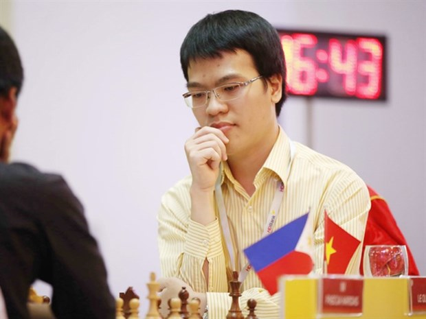 HDBank chess tournament attracts 271 players hinh anh 1
