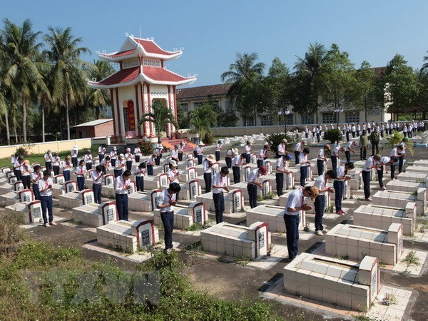 Portal on martyrs, graves, cemeteries to be announced in July hinh anh 1
