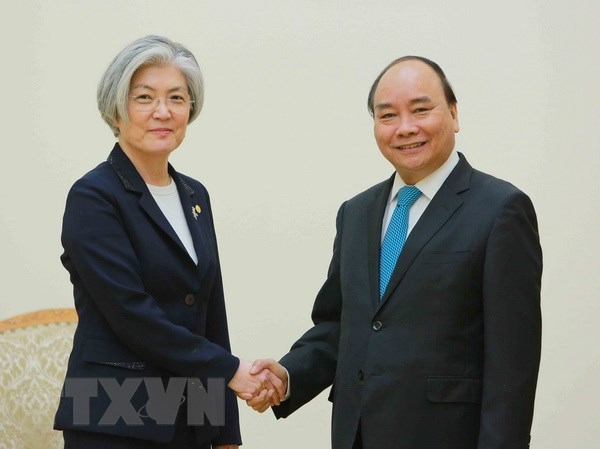Vietnam, RoK should expand ties to more areas: PM hinh anh 1