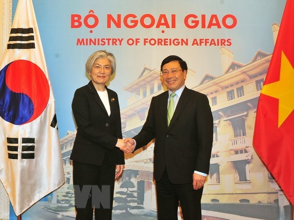 Vietnam – key partner in RoK's New Look South policy: official hinh anh 1