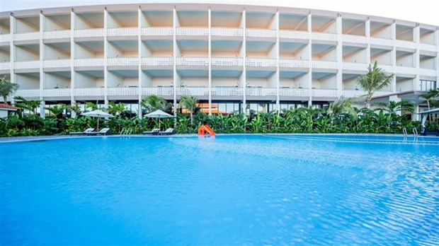 Japanese firm launches five-star resort in Quang Nam hinh anh 1