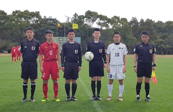 Vietnam U16 team top Group D at ASEAN event hinh anh 1