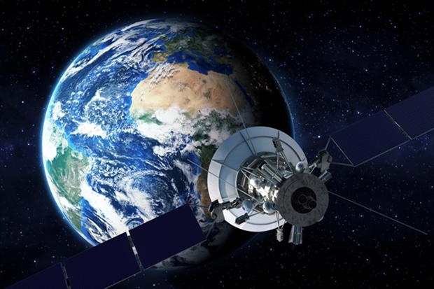 New satellite data sharing system introduced hinh anh 1