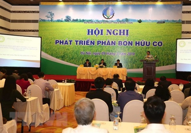 Use of organic fertilisers – inevitable trend: minister hinh anh 1