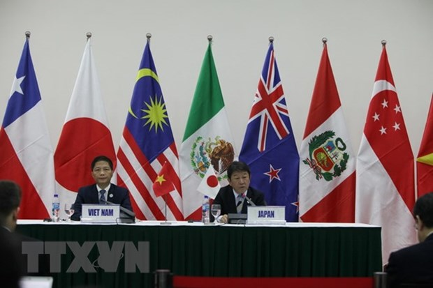 Vietnamese trade minister meets with Japanese, Chilean officials hinh anh 1