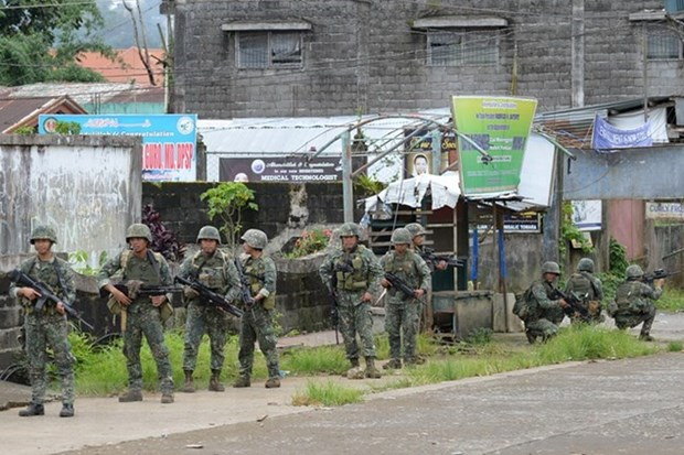 Philippines: At least 44 rebels killed in southern clashes with military hinh anh 1