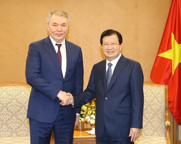 Deputy PM: Vietnam, Russia need to further boost economic ties hinh anh 1