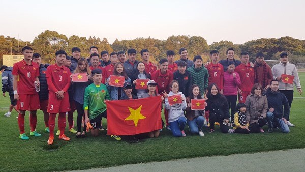 Vietnam enters final of Japan-ASEAN youth football event hinh anh 1