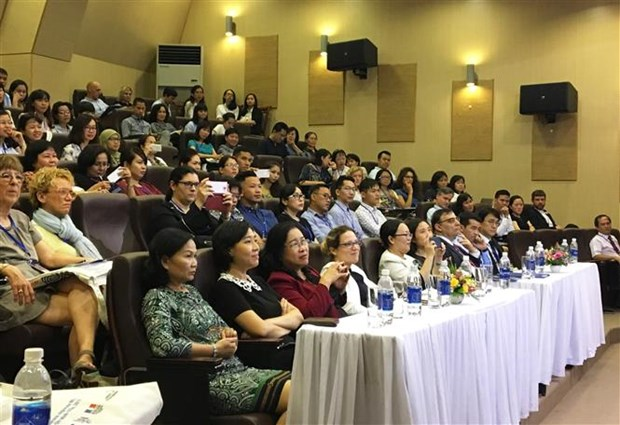 Training course for French teachers opens in HCM City hinh anh 1