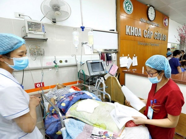 Ministry provides training to improve hospital management hinh anh 1