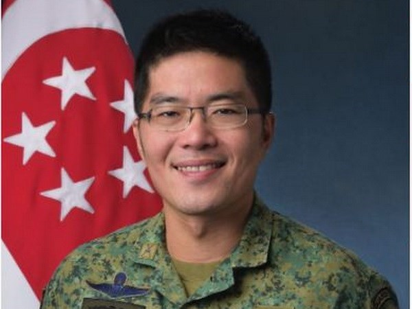 Singapore announces new head of defence force hinh anh 1