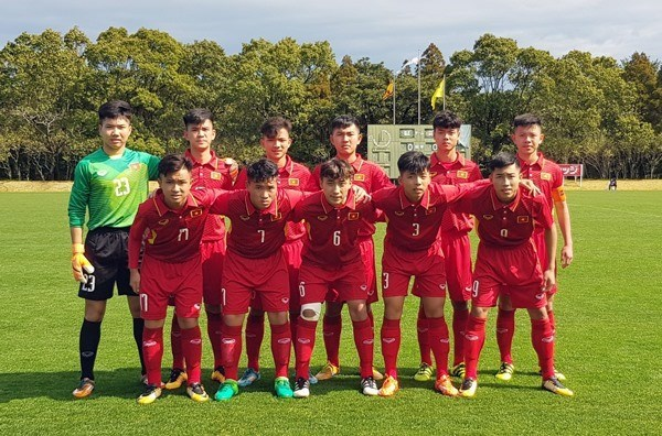 Vietnam U16 second in Japan-ASEAN friendly football tourney hinh anh 1