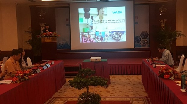 Electronic firms advised to boost linkages in supply chain hinh anh 1