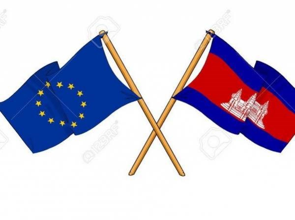 EU to reinforce cooperation with Cambodia hinh anh 1