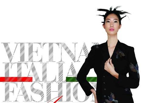 Fashion week celebrates 45 years of Vietnam-Italy diplomatic ties hinh anh 1