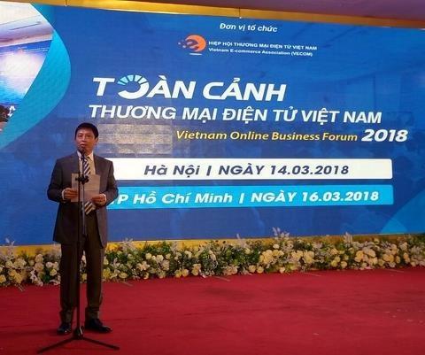 Vietnam Online Business Forum opens hinh anh 1