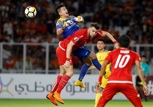 AFC Cup: Song Lam Nghe An lose first game hinh anh 1