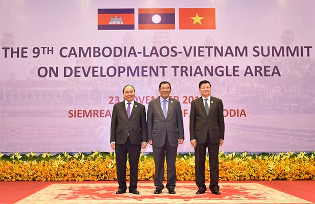 GMS, CLV Summits among VN's biggest external events in 2018 hinh anh 1