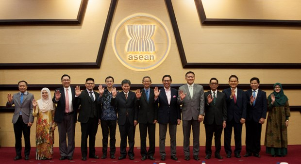 ASEAN promotes sustainable infrastructure connectivity, development hinh anh 1