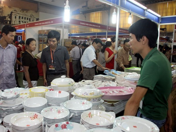 Thai Products' Week underway in Hai Phong hinh anh 1