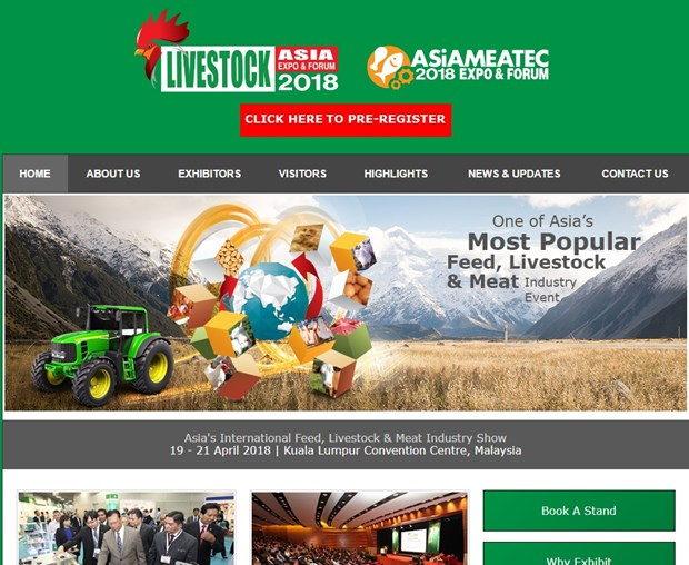 Vietnamese firms seek opportunities at Livestock Asia 2018 Expo hinh anh 1