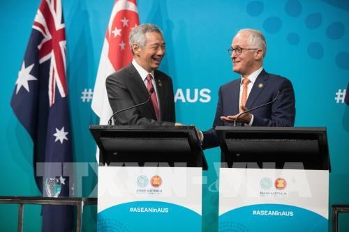 ASEAN-Australia Special Business Conference held in Sydney hinh anh 1