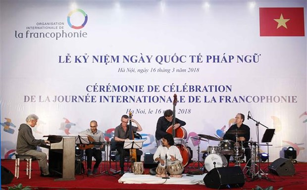 Int'l Francophone Day marked in Hanoi hinh anh 1