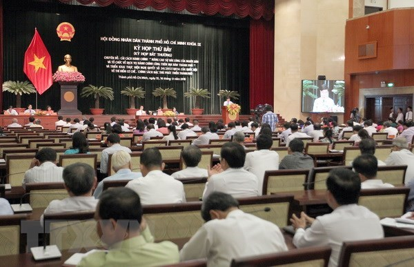 HCM City adopts resolutions to implement special mechanisms, policies hinh anh 1