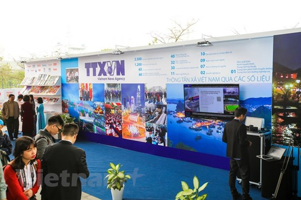 National Press Festival opens in Hanoi hinh anh 1