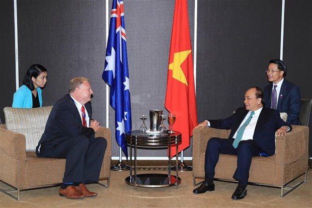 Vietnam welcomes Australian businesses: PM hinh anh 1