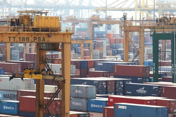 Singapore's non-oil domestic exports fall 5.9 pct in February hinh anh 1