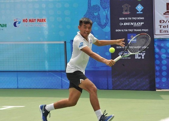 Ly Hoang Nam into India F3 Futures' semi-final hinh anh 1