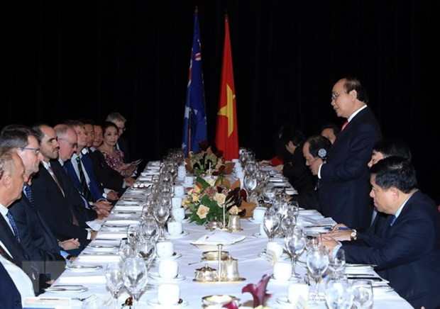 Vietnam commits to facilitate Australian investment: PM hinh anh 1