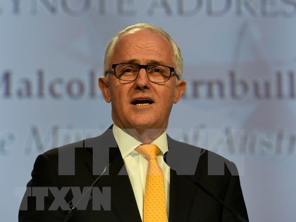 Australia announces 23.4 mln USD fund for ASEAN's smart cities hinh anh 1