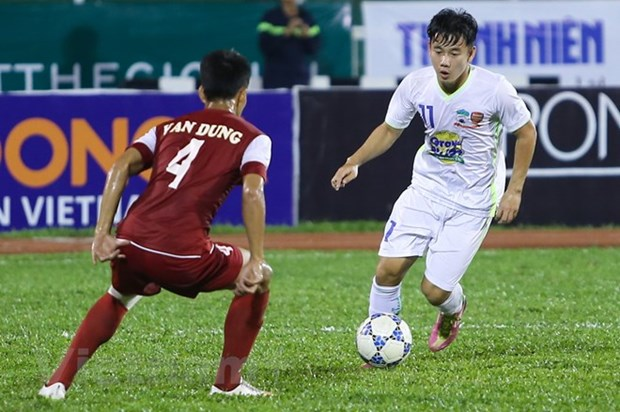 Vietnam fall one spot in FIFA rankings hinh anh 1