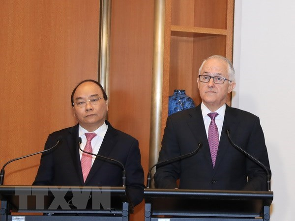 Vietnam, Australia cooperate in vocational education hinh anh 1