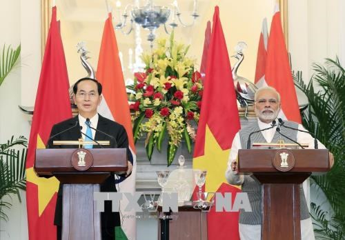 Indian scholars: President's visit adds impetus to Vietnam-India ties hinh anh 1