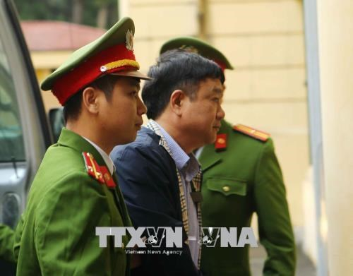 Trial on wrongdoings in PetroVietnam's investment in OceanBank starts hinh anh 1
