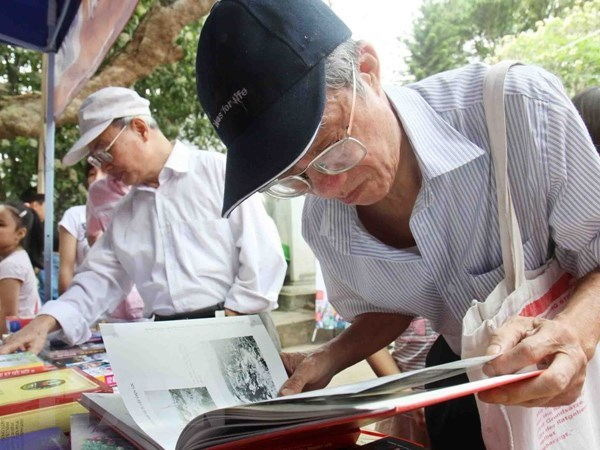 HCM City Book Festival 2018 opens hinh anh 1