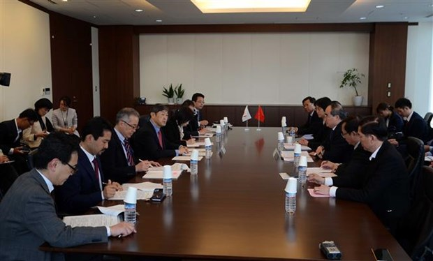 HCM City welcomes Japan's high-quality infrastructure investment hinh anh 1