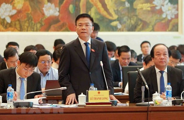 Justice Minister clarifies ways to improve legal document quality hinh anh 1