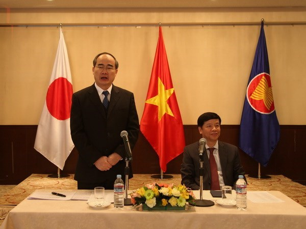 OVs in Japan urged to further contributions to homeland hinh anh 1