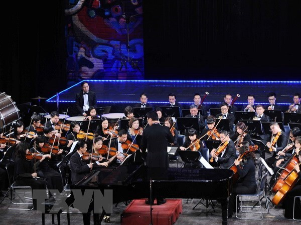 Mozart's great symphony to be performed in Vietnam hinh anh 1