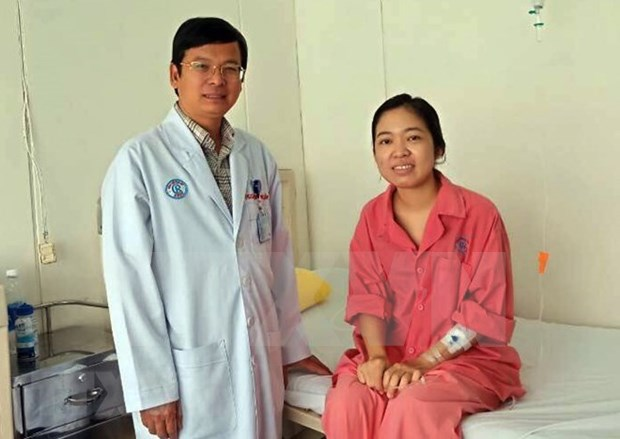 Patients get on well with organs from brain dead donor hinh anh 1
