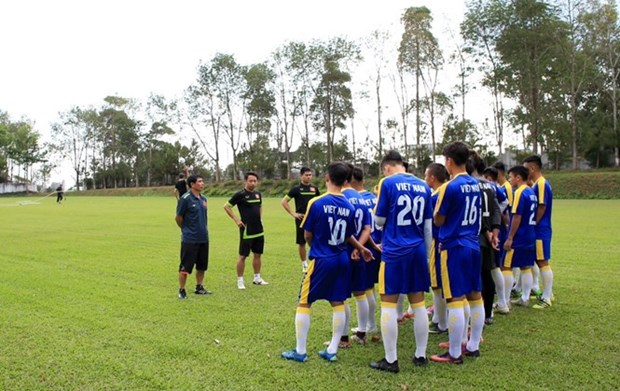 Gia Lai to host int'l U19 football tournament hinh anh 1