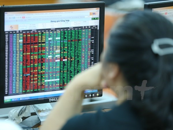 Large-cap stocks fuel indices' gains hinh anh 1